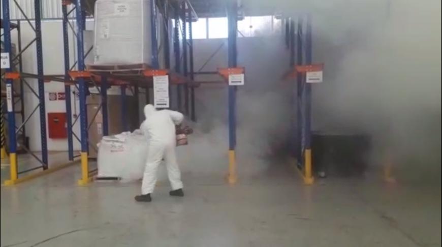 Controle do mosquito da dengue na fase adulta